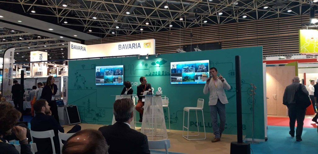 pollutec innovation Seaboost